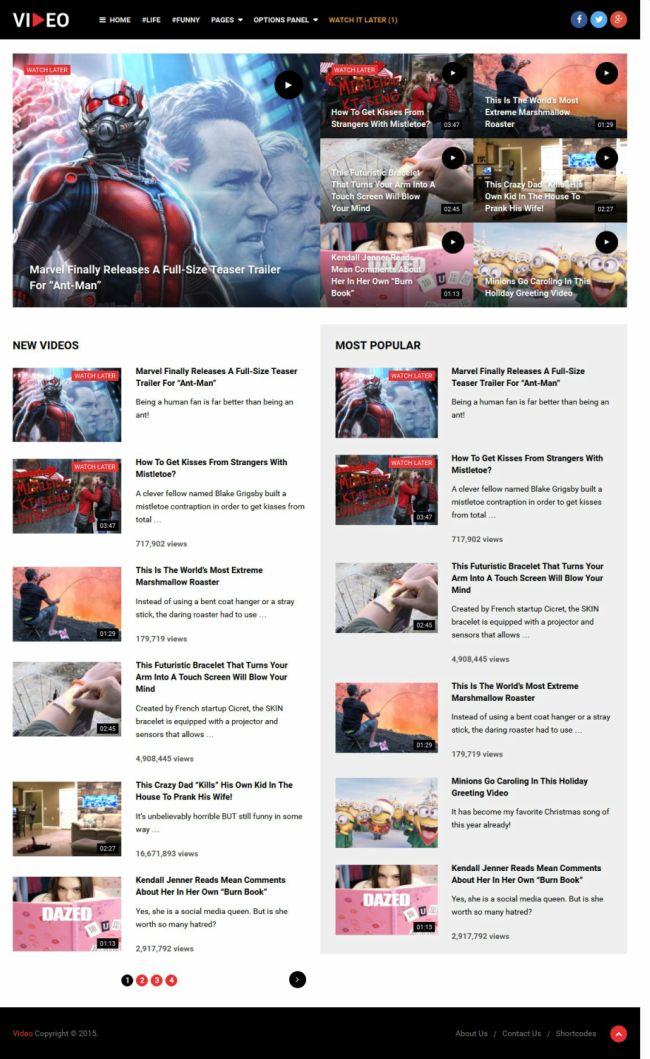 MyThemeShop Video Theme Review | READ B4 BUY
