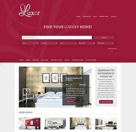LUXOR CHILD THEME - wpCasa