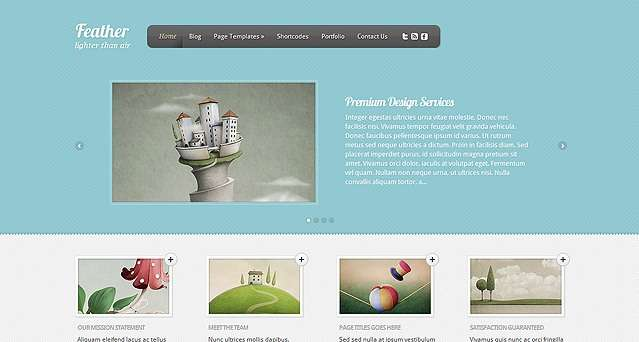 Elegant Themes : Feather Review | WORTH ?