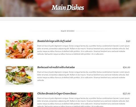 Igloo theme review cssigniter must read for Wordpress custom menu template