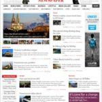 Advanced Newspaper Demo by Gabfire - WordPress News Magazine Theme